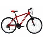 Bicicleta Mtb-Ht 26 Velors Scorpion V2671A cadru aluminiu culoare rosu/alb