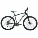 Bicicleta Mtb-Ht 29 Carpat Wrangler C2955B cadru aluminiu culoare negru/albastru