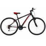 Bicicleta Mtb-Ht 29 Velors Scorpion V2971A cadru aluminiu culoare negru/rosu