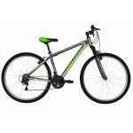 Bicicleta Mtb-Ht 29 Velors Scorpion V2971A cadru culoare aluminiu gri/verde