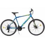 Bicicleta Mtb Kreativ 2605 M albastru galben 26 inch