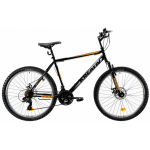 Bicicleta Mtb Kreativ 2605 M negru argintiu 26 inch