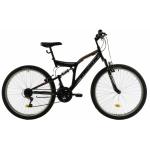 Bicicleta Mtb Kreativ 2641 M negru 26 inch