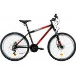 Bicicleta Mtb Venture 2621 L negru rosu 26 inch
