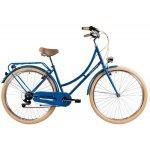 Bicicleta oras Dhs 2632 Citadinne M albastru 26 inch