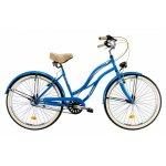 Bicicleta oras Dhs 2698 M albastru 26 inch