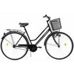 Bicicleta oras Dhs Kreativ 2812 520 mm negru 28 inch