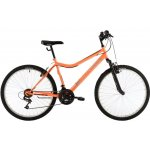 Bicicleta oras Kreativ 2604 M portocaliu negru 26 inch