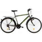 Bicicleta oras Kreativ 2613 M gri verde 26 inch