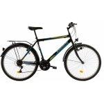 Bicicleta oras Kreativ 2613 M negru albastru 26 inch