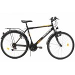 Bicicleta oras Kreativ 2613 negru M 26 inch