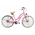 Bicicleta oras Venture 2694 roz M 26 inch