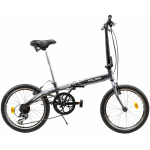 Bicicleta pliabila Supra Folding gri 20 inch