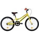 Bicicleta copii Dhs Terrana 2001 galben deschis 20 inch