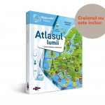 Carte Atlasul Lumii Raspundel Istetel