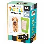 Carti tactile Montessori