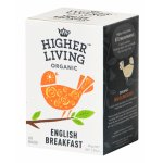 Ceai english breakfast eco 15 plicuri Higher Living