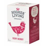 Ceai de fructe very berry eco 15 plicuri Higher Living