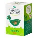 Ceai verde chai eco 20 plicuri Higher Living