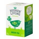 Ceai verde eco 20 plicuri Higher Living