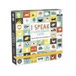 Joc educativ Invat 6 limbi straine Londji