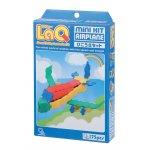 Set constructie LaQ mini kit avion