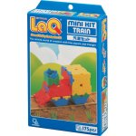 Set constructie LaQ mini kit tren