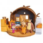 Set figurine Simba Masha and the Bear Bears House