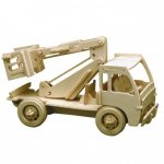 Masini de lucru 3D din lemn Pebaro
