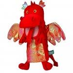Marioneta de mana dragonul rosu Fiesta Crafts