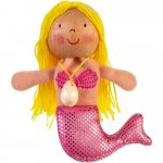 Marioneta pentru deget sirena Fiesta Crafts