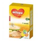 Milupa 7 cereale fara lapte 250g 8 luni+