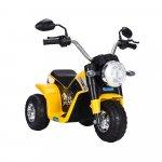 Motocicleta electrica Mini 6 volti yellow