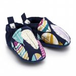 Pantofi la purtat Liliputi Feather S 12 cm