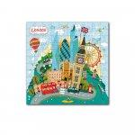 Puzzle Londra 120 piese