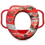 Reductor toaleta cu manere Cars Red