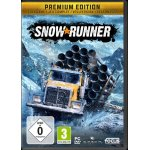 Joc Snowrunner a Mudrunner Game Premium Edition Pc