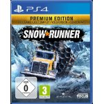 Joc Snowrunner a Mudrunner Game Premium Edition Ps4