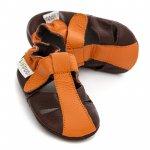Sandale cu talpa moale Liliputi Mars S 11,3 cm