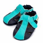 Sandale cu talpa moale Liliputi Ocean Breeze S 11,3 cm