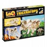 Set constructie Schelet triceratop LaQ