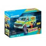 Scooby-Doo! Masina misterelor Playmobil