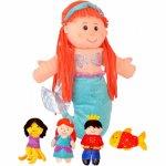Set marionete Mica Sirena Fiesta Crafts