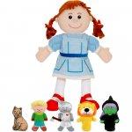 Set marionete Vrajitorul din Oz Fiesta Crafts
