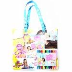 Set cadou geanta Soy Luna cu accesorii desen Canenco
