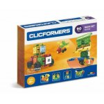 Set de construit Clicformers Basic 90 piese