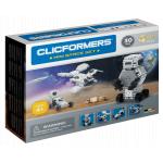 Set de construit Clicformers mini spatiu 30 piese