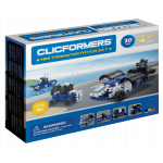 Set de construit Clicformers Mini Transporter 30 piese