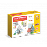 Set magnetic de construit Magformers Animale 40 piese