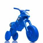 Tricicleta fara pedale Enduro Mini albastru-albastru